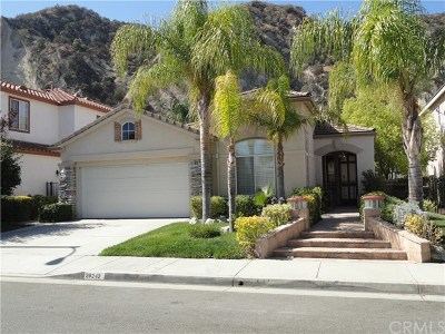 Stevenson Ranch Single Family Home For Sale: 26242 Reade Place