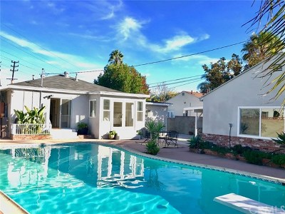 North Hollywood Single Family Home For Sale: 6443 Elmer Avenue