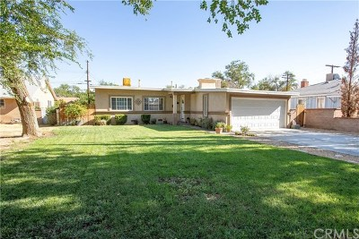 Lancaster Single Family Home For Sale: 1327 W Jackman Street