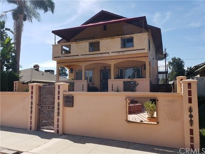 Burbank Multi Family Home For Sale: 301 N California Street