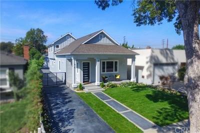 Burbank Single Family Home For Sale: 415 N Brighton Street