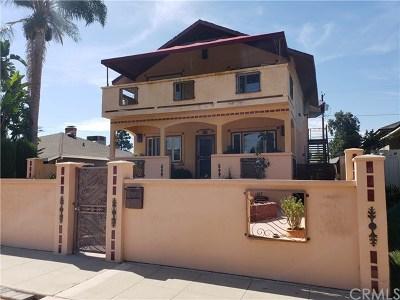 Burbank Single Family Home For Sale: 301 N California Street
