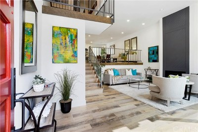 Burbank Condo/Townhouse For Sale: 400 W Riverside Drive #18