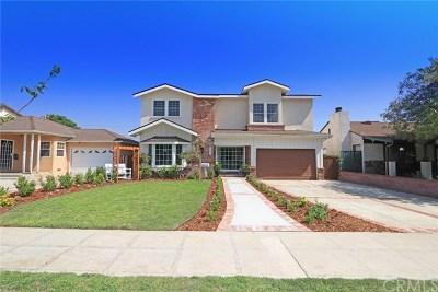 Burbank Single Family Home For Sale: 1424 N Catalina Street
