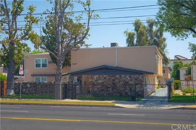 Van Nuys Multi Family Home For Sale: 7240 Woodman Avenue
