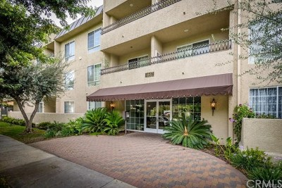 Sherman Oaks Condo/Townhouse For Sale: 4647 Willis Avenue #104