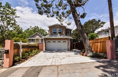 Tujunga Single Family Home For Sale: 9927 Zitto Lane
