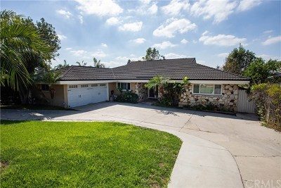 Whittier Single Family Home For Sale: 11520 Norino Drive
