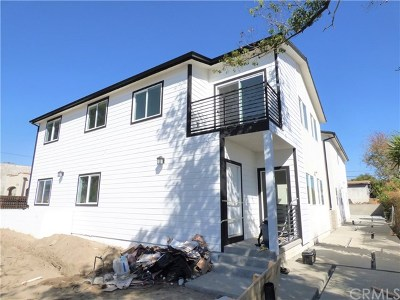 North Hollywood Multi Family Home For Sale: 6732 Irvine Avenue
