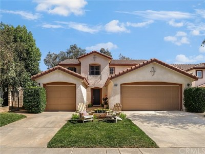 Castaic Single Family Home Active Under Contract: 29752 Creekbed Road