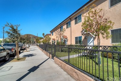 Sun Valley Condo/Townhouse For Sale: 9330 Sunland Boulevard #5