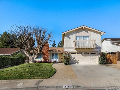 Thousand Oaks Single Family Home For Sale: 2193 Scenicpark Street