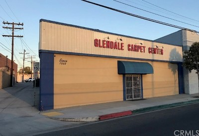 Glendale Commercial For Sale: 5210 San Fernando Road