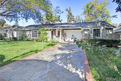Woodland Hills Single Family Home For Sale: 22827 Leonora Drive