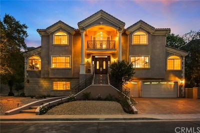 Chatsworth Single Family Home For Sale: 22436 N Summit Ridge Circle
