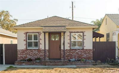 Rental For Rent: 1310 W Verdugo Avenue