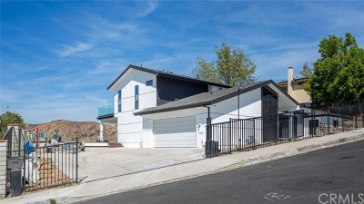 Sun Valley Single Family Home For Sale: 10043 Olivia Terrace