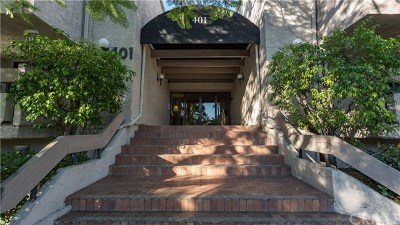 Pasadena Condo/Townhouse For Sale: 401 E California Boulevard #108