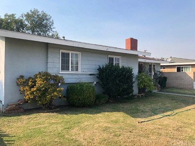 Anaheim Single Family Home For Sale: 409 S Dale Avenue