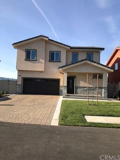 San Fernando Single Family Home For Sale: 13607 W Silva Ln