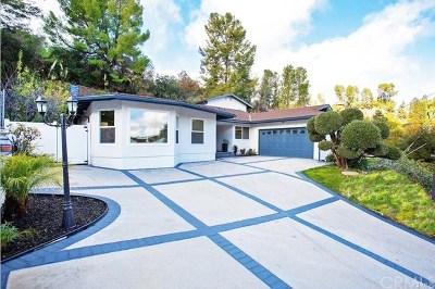 Tarzana Single Family Home For Sale: 4447 Conchita Way