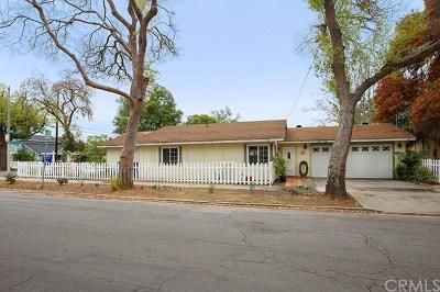 Pasadena Single Family Home For Sale: 1809 Mentone Avenue