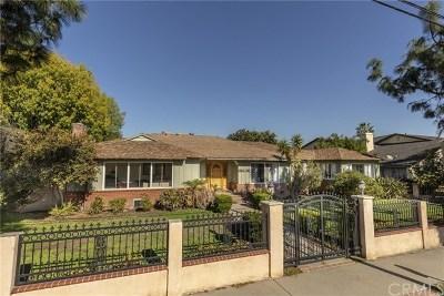 Northridge Single Family Home For Sale: 17455 Devonshire Street