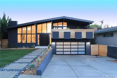 Toluca Lake Single Family Home For Sale: 10418 Woodbridge Street