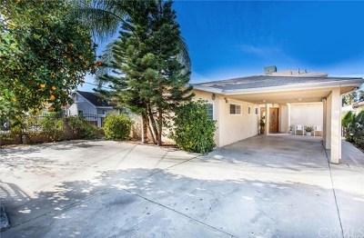 Reseda Single Family Home For Sale: 7451 Garden Grove Avenue