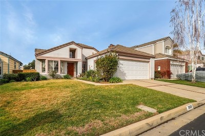 La Verne Single Family Home For Sale: 5809 Blackbird Lane