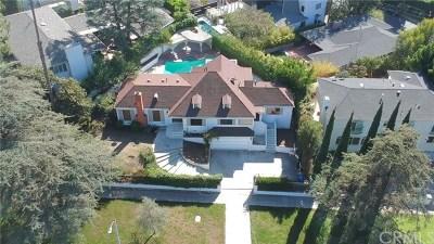 Single Family Home For Sale: 4910 Los Feliz Boulevard