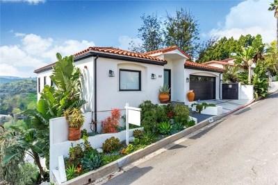 Single Family Home For Sale: 2621 Creston Drive
