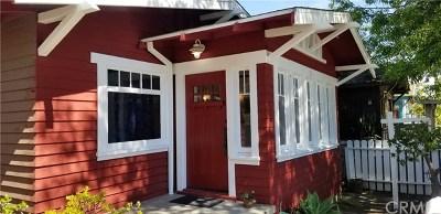 Rental For Rent: 1131 Cabrillo Avenue