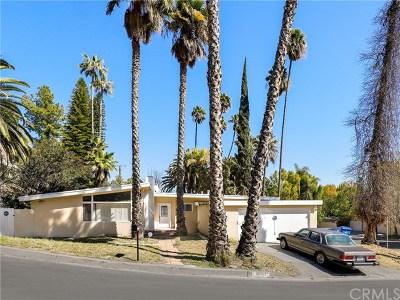 Tarzana Single Family Home For Sale: 18101 Karen Drive
