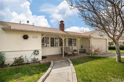 La Crescenta Single Family Home For Sale: 3146 Community Avenue