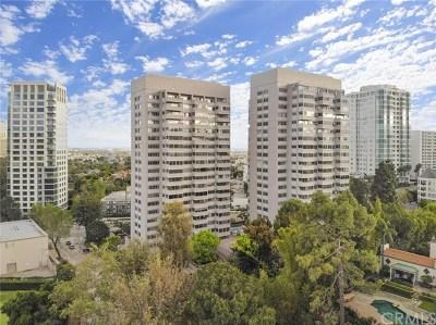 Los Angeles Condo/Townhouse For Sale: 875 Comstock Avenue #11F