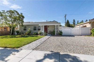 Single Family Home Active Under Contract: 1734 Bonita Avenue