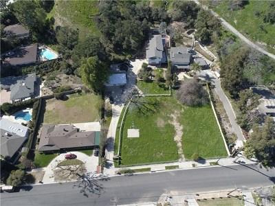 Shadow Hills Single Family Home For Sale: 10101 Wheatland Avenue