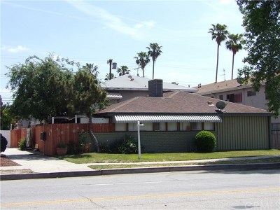North Hollywood Multi Family Home For Sale: 6708 Whitsett Avenue