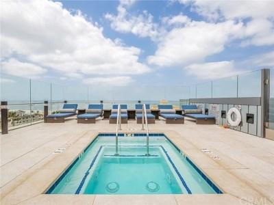 Santa Monica Condo/Townhouse For Sale: 1755 Ocean Avenue #203