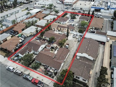 North Hollywood Multi Family Home For Sale: 11922 Runnymede Street