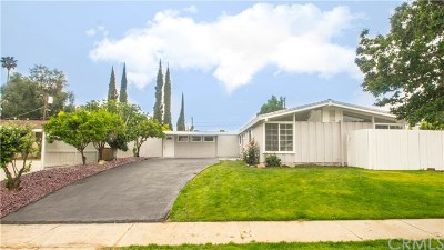 Reseda Single Family Home For Sale: 18720 Gilmore Street