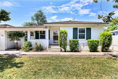 Burbank Single Family Home For Sale: 2113 N Dymond Street