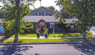 Single Family Home For Sale: 5521 Van Noord Avenue