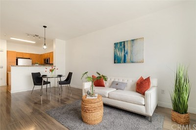 Los Angeles Condo/Townhouse For Sale: 100 S Alameda Street #214