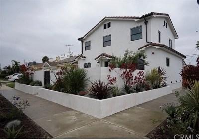 Los Angeles Single Family Home For Sale: 3725 Cimarron Street