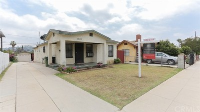 Highland Single Family Home For Sale: 5012 Range View Avenue