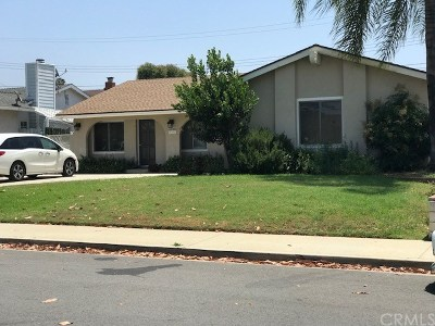 La Verne Single Family Home For Sale: 3322 Benton Avenue
