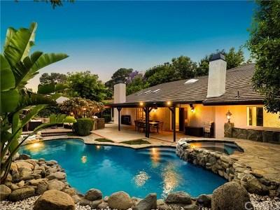 Granada Hills Single Family Home For Sale: 11950 Shoshone Avenue