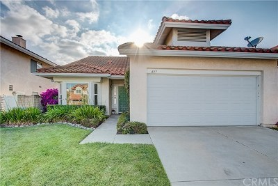 Ventura County Single Family Home For Sale: 497 Messina Place